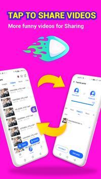 XShare - Transfer & Share all files without data captura de pantalla 3