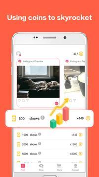 Popular -  get popularity on IG capture d'écran 3