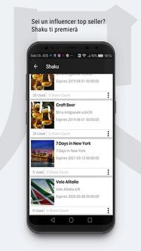 Shaku Influencer screenshot 2