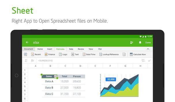 Polaris Office screenshot 18