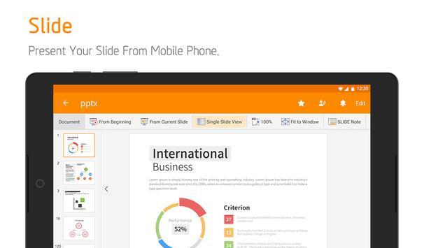 Polaris Office screenshot 19