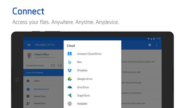 Polaris Office screenshot 22