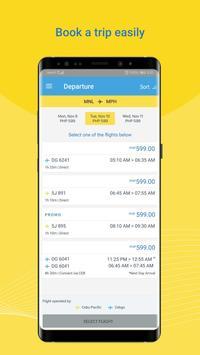 Cebu Pacific screenshot 4