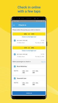 Cebu Pacific screenshot 5