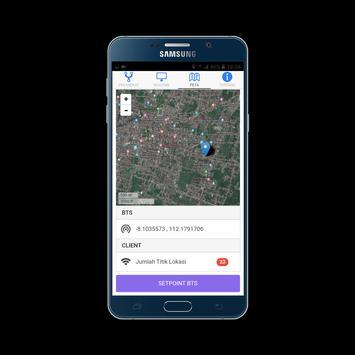 Pemetaan Sinyal RF screenshot 2
