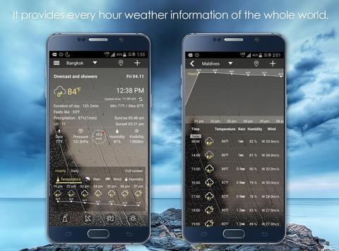 Good Morning Weather screenshot 1