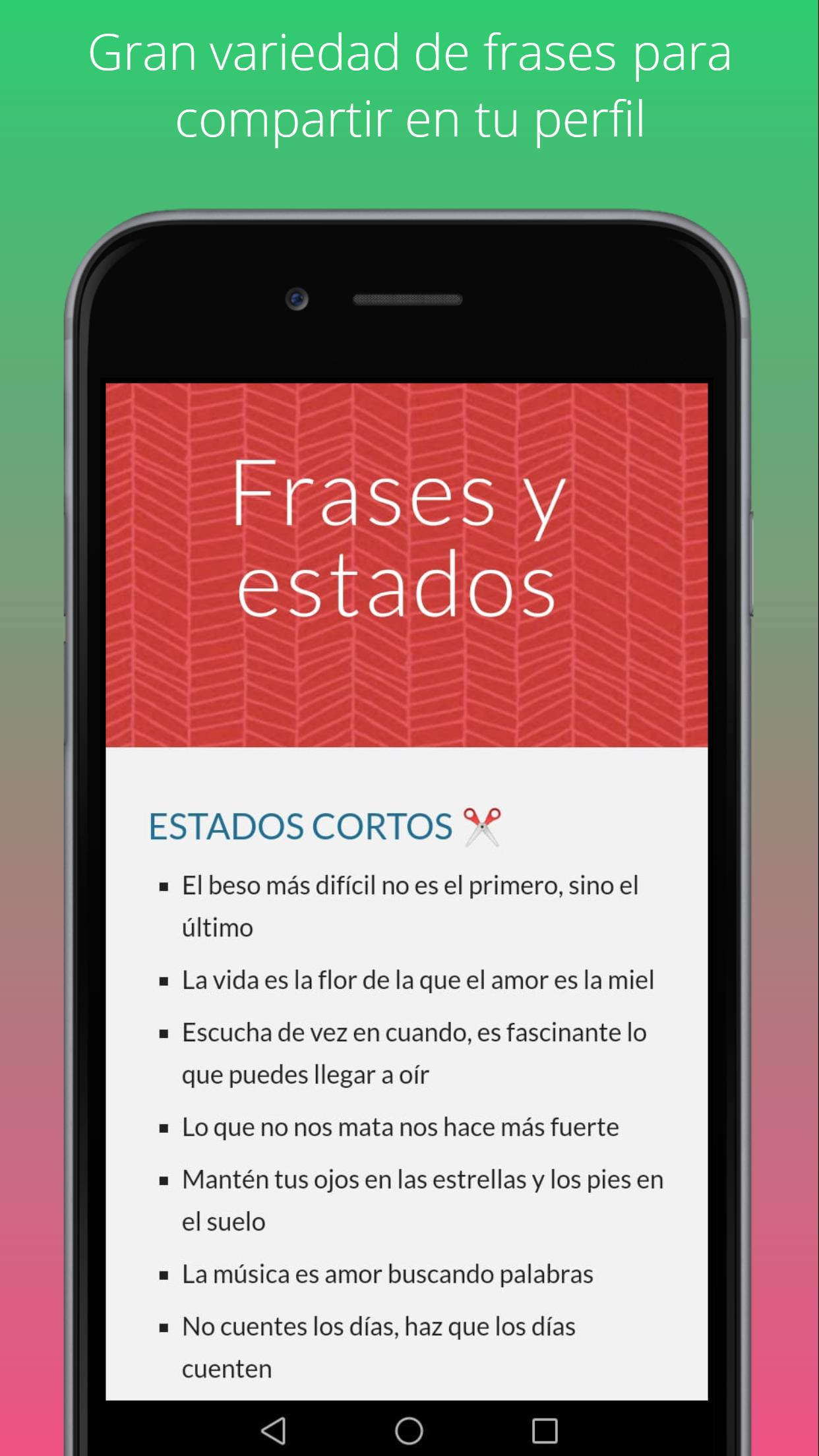 Frases Y Estados Para Whatsapp Für Android Apk Herunterladen