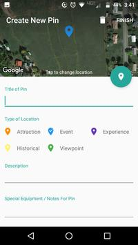 The Something App - Geocache your life events! screenshot 3
