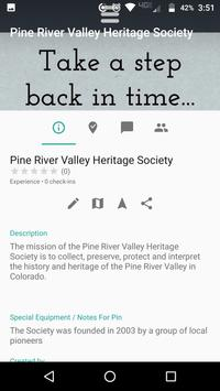 The Something App - Geocache your life events! screenshot 2