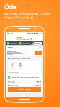 Migros Sanal Market screenshot 3