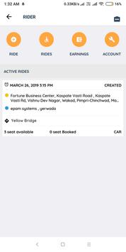 InOffice - An AI Based Commute Assistant screenshot 1