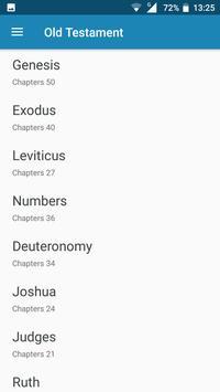 KJV BIBLE screenshot 1