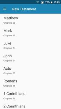 KJV BIBLE screenshot 2