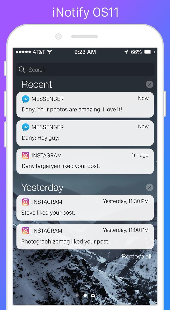 iNotify for Android - APK Download