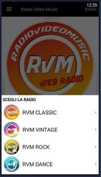 Radio Video Music poster