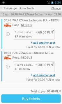 e-podroznik.pl screenshot 5