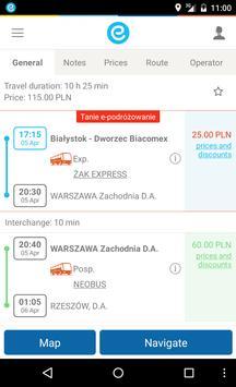 e-podroznik.pl screenshot 8