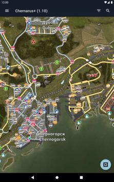 iZurvive - Map for DayZ & Arma screenshot 18