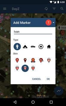 iZurvive - Map for DayZ & Arma स्क्रीनशॉट 19