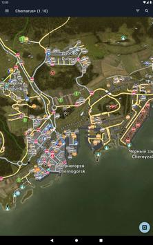iZurvive - Map for DayZ & Arma screenshot 10