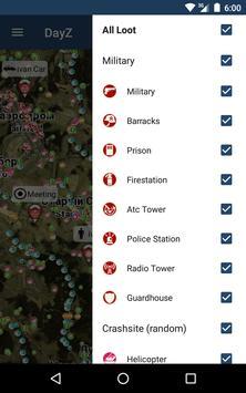 iZurvive - Map for DayZ & Arma स्क्रीनशॉट 12