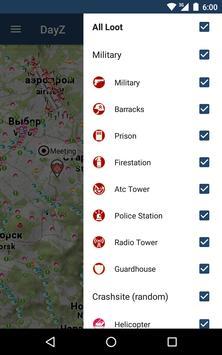 iZurvive - Map for DayZ & Arma स्क्रीनशॉट 20