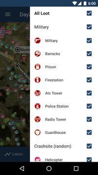 iZurvive - Map for DayZ & Arma स्क्रीनशॉट 4