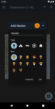 iZurvive - Map for DayZ & Arma screenshot 5