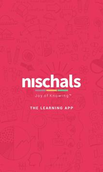Nischal's E Learning App poster