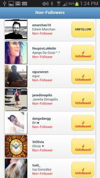 Followers+ imagem de tela 2