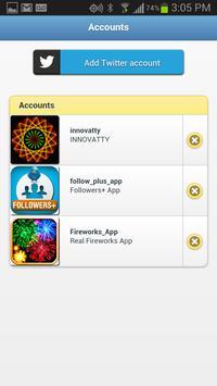 Followers+ imagem de tela 3