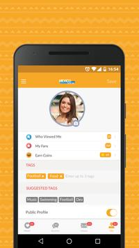 Mexico Dating: Online Chat, Meet Mexican Singles screenshot 2