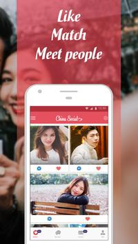 Chinese Social - Free Dating Video App & Chat screenshot 2