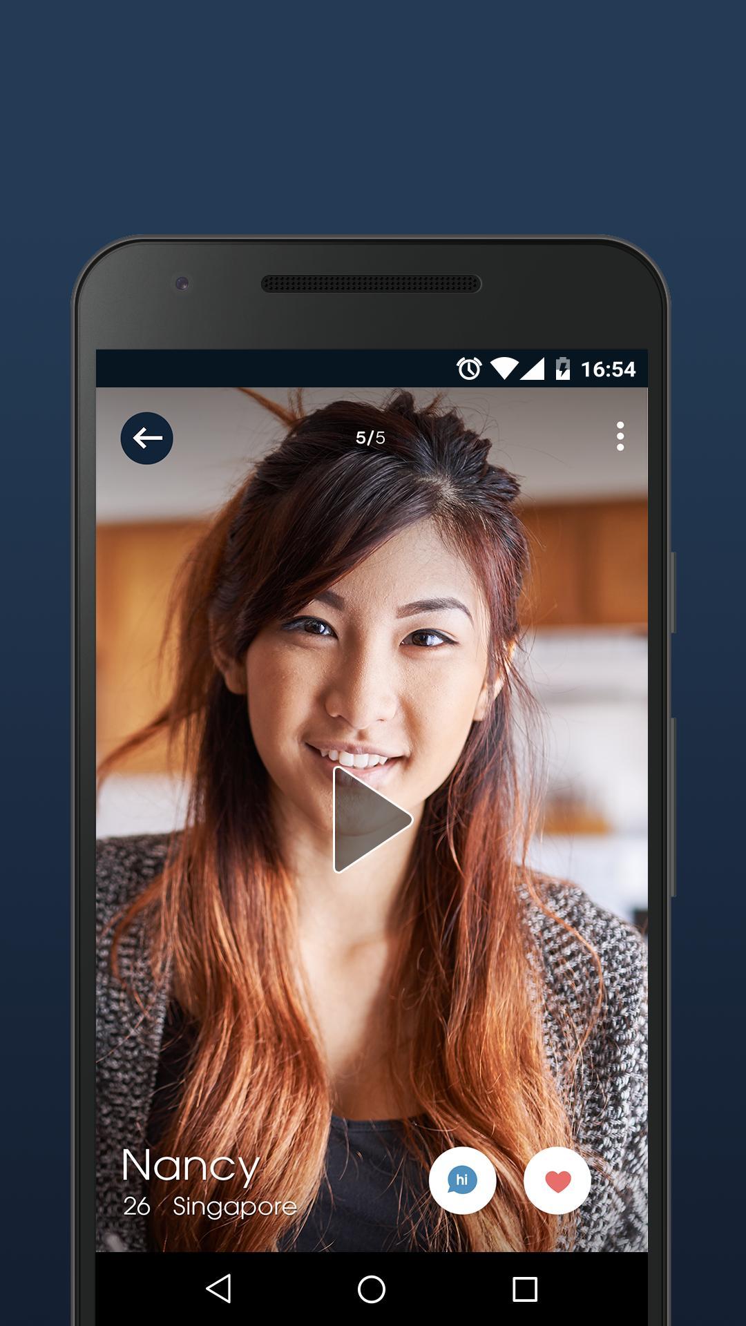 Nr. 1 dating site i singapore