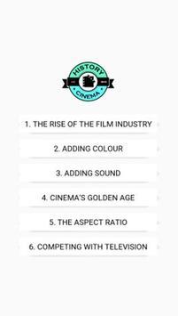 Short History of Cinema screenshot 1