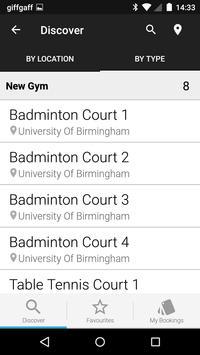 UB Sport&Fitness screenshot 3