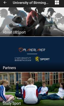 UB Sport&Fitness screenshot 1