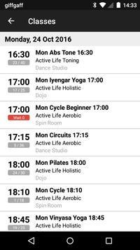 UB Sport&Fitness screenshot 2