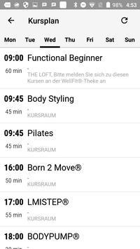 ROBINSON WellFit Bonn screenshot 2