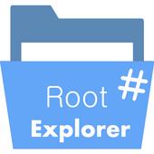 Root Explorer 圖標