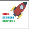Book Express Delivery icon