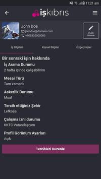 İş Kıbrıs screenshot 4
