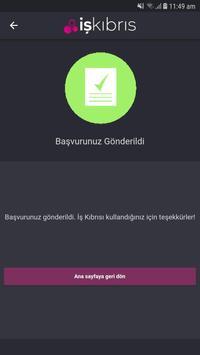 İş Kıbrıs screenshot 7