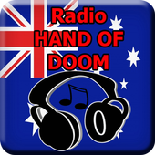 Radio HAND OF DOOM Online Free Australia icon