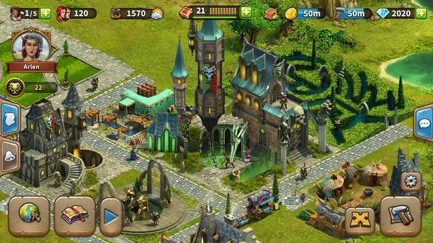 Elvenar screenshot 23