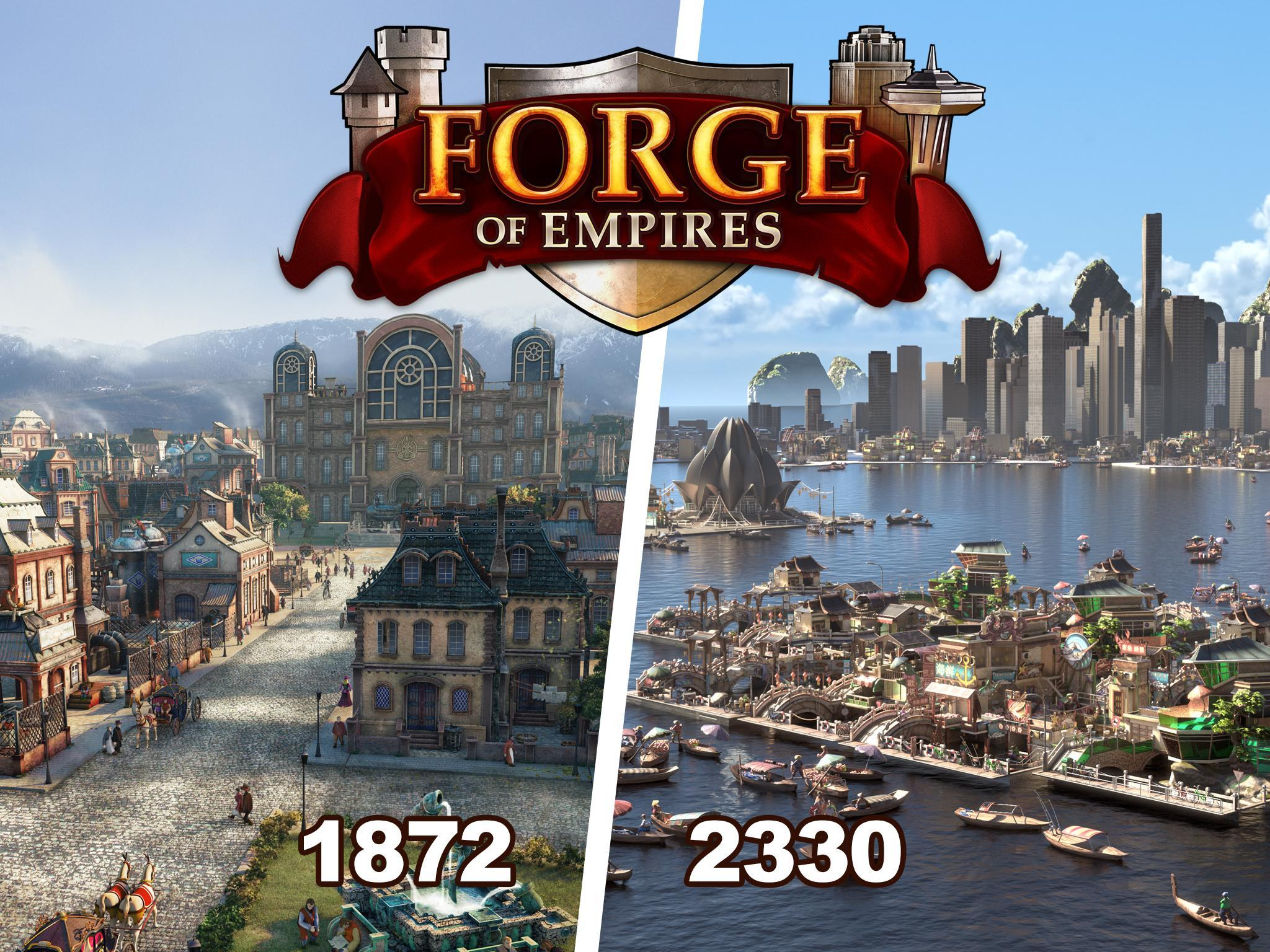 Forge of Empires for Android - APK Download