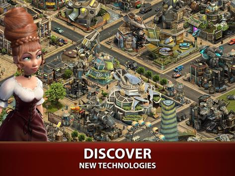 Forge of Empires स्क्रीनशॉट 11