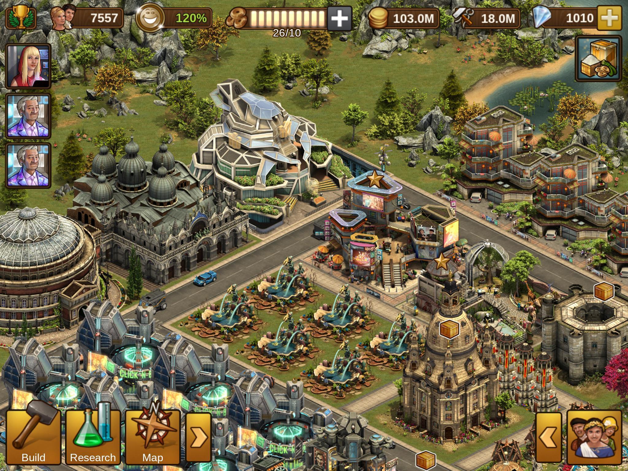 Hasil gambar untuk gambar forge of empires