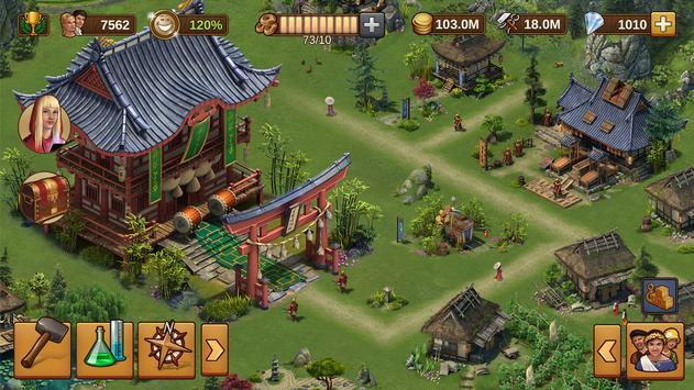Forge of Empires Ekran Görüntüsü 7