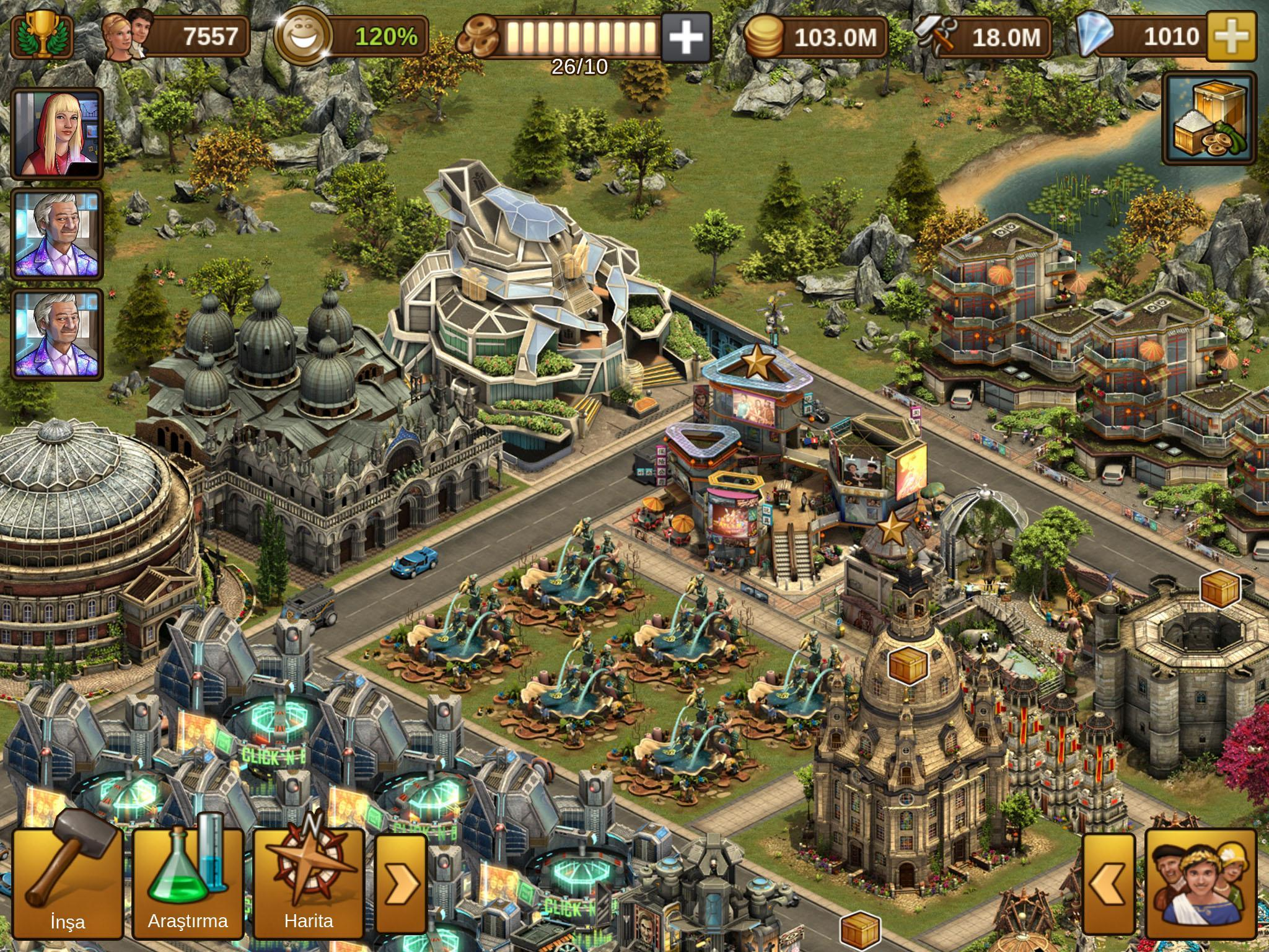 Forge Of Empires De